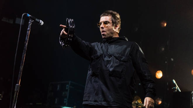 Video Liam Gallagher a San Diego