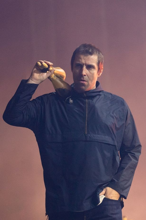 Setlist di Liam Gallagher a Newcastle al Utilita Arena