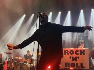 Foto e Setlist di Liam Gallagher a Sydney