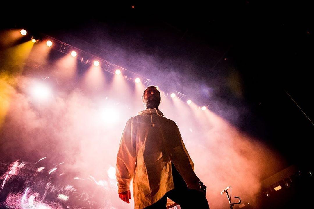 Video e scaletta di Liam Gallagher a Vienna