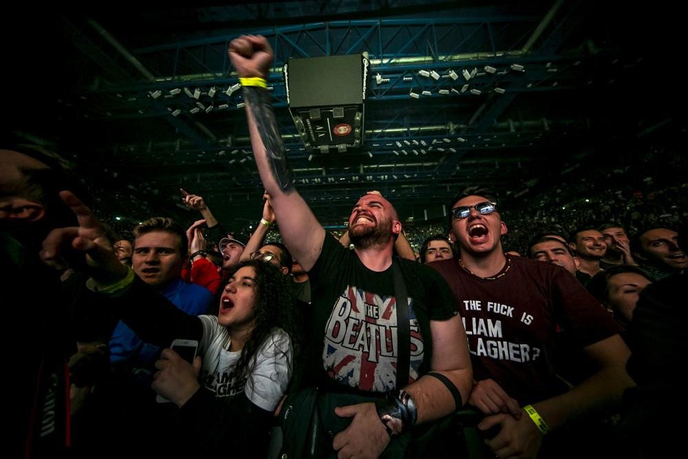 Recensione e foto Liam Gallagher a Milano (Onstageweb)
