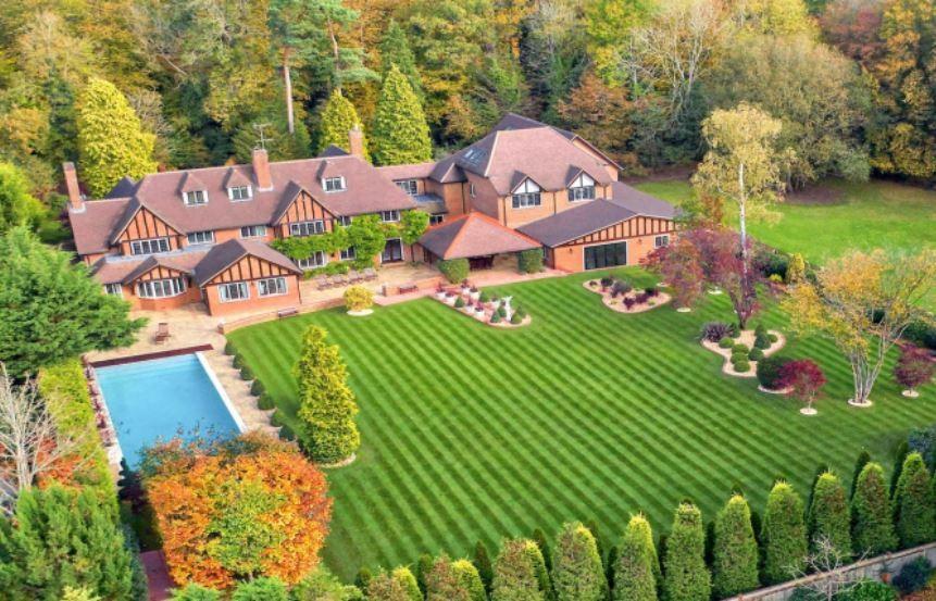 Foto - La villa appartenuta a Noel da 9 Milioni di Euro in vendita