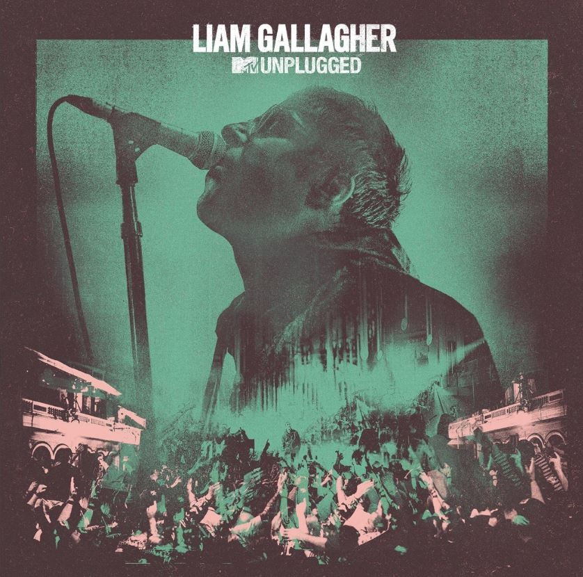 Mtv Unplugged di Liam Gallagher numero 1 in ITALIA nei vinili
