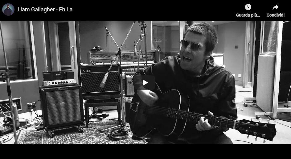 Liam parla del nuovo album