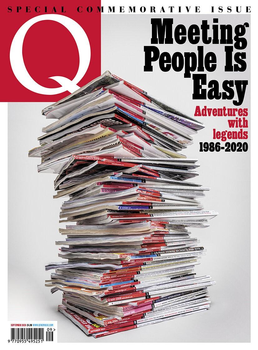 La chiusura della rivista Q Magazine segna la fine di un capitolo del giornalismo musicale