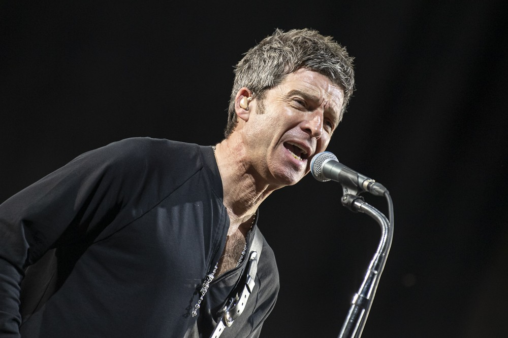 Video - Nuova canzone dance di Noel Gallagher ?