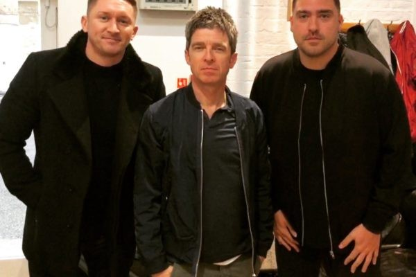 Not Over Yet il titolo della collaborazione Camelphat / Noel Gallagher