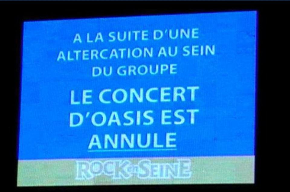 Noel Gallagher rimpiange di non aver fatto l'ultimo concerto degli Oasis
