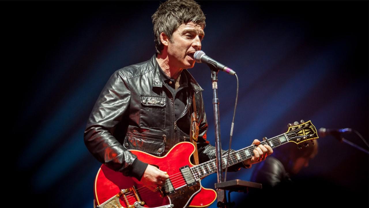 Noel Gallagher al concerto del Primo Maggio