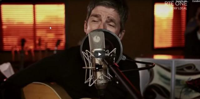 Farsa concerto Primo Maggio di Noel Gallagher
