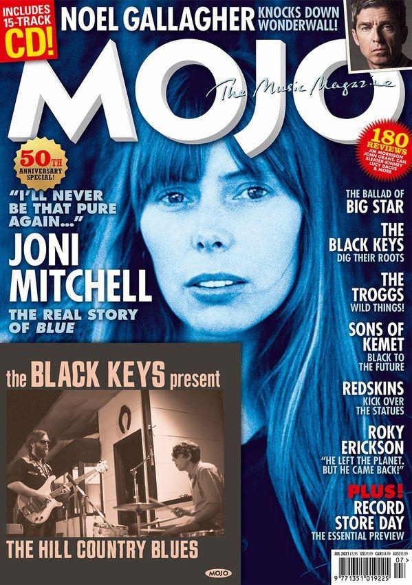 Noel Gallagher nel nuovo numero di Mojo