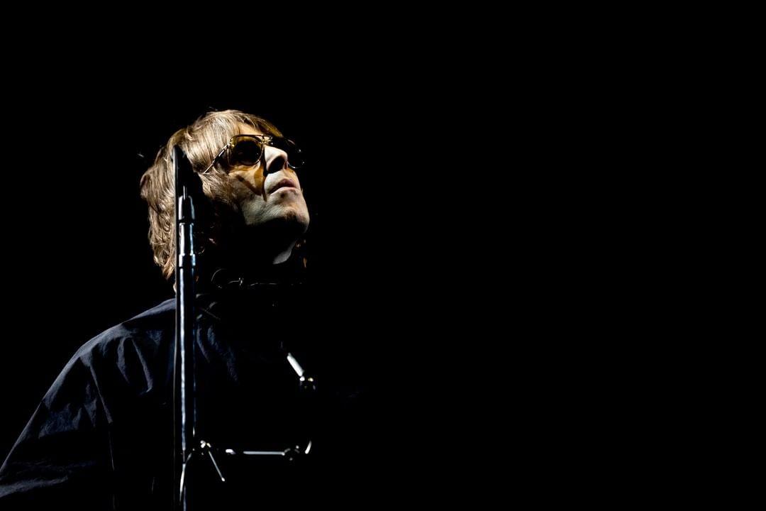 Scaletta foto e video di Liam Gallagher al TRNSMT 2021